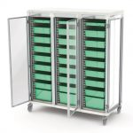 Apollo dirty utility storage cart