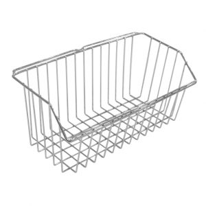 CCWB-15-S Chrome wire bed basket