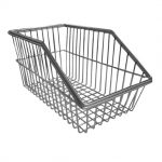 CCWB-20-M Chrome wire maxi basket - small