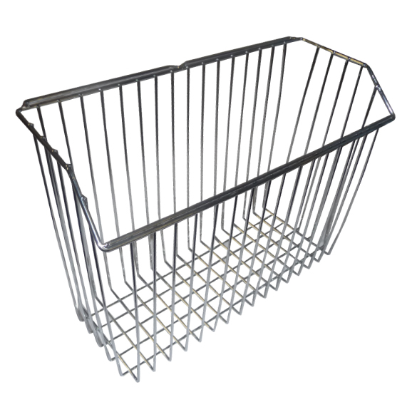 CCWB-55-S Chrome wire bed/recovery basket