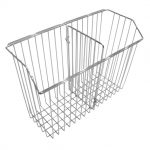 basket with divider