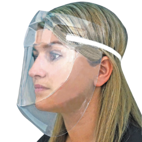 Bettershield face protection