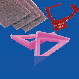 CSSD cleaning and sterilisation accessories
