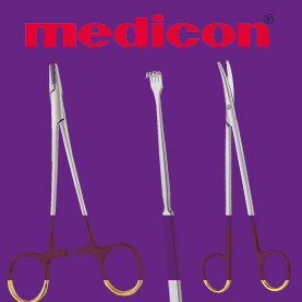Medicon surgical instruments