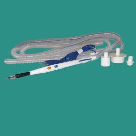Smoke evacuation pencils