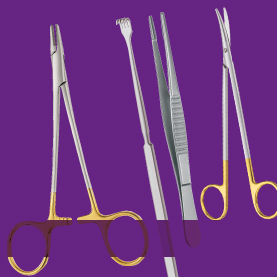 Surgical Instruments for emergency departments