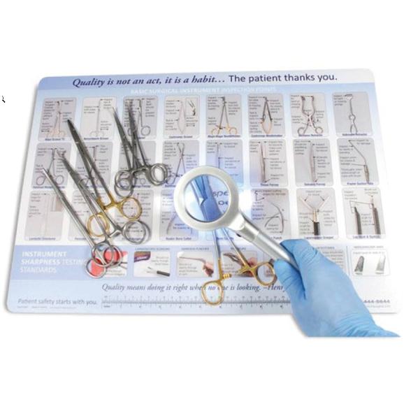 inspection-mat