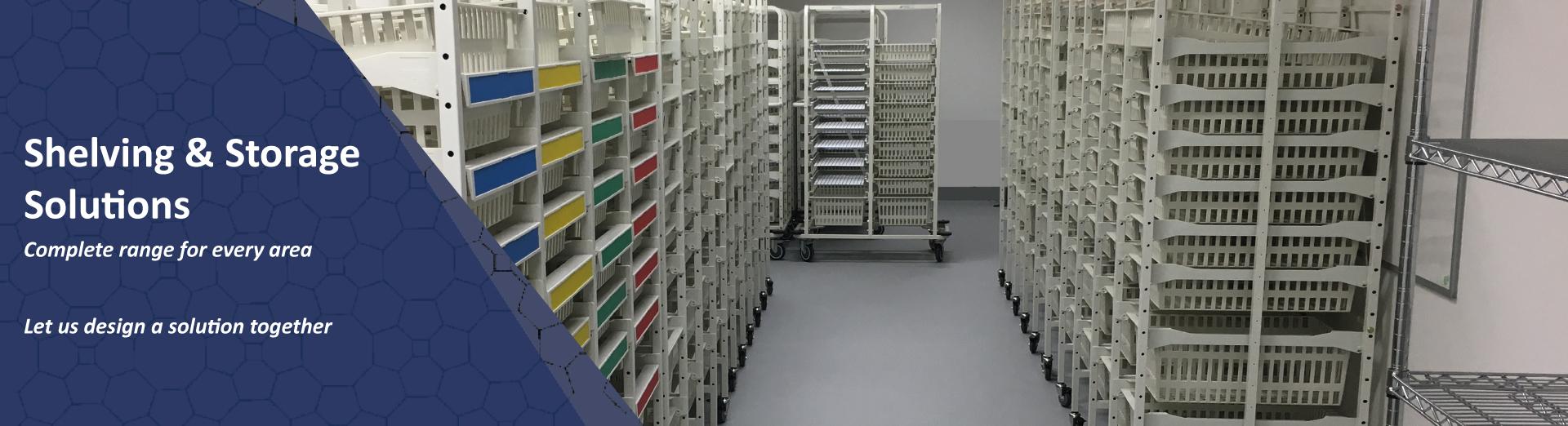 Shelving & Storage Hospitals