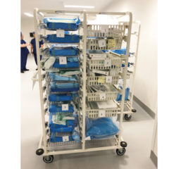 open-frame-cart-OP-2-double-cssd-with-trays
