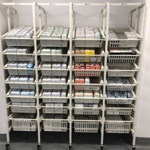 open-frame-rack SUTURE-RACK