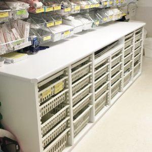Pegasus underbench cabinet