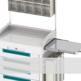 Accessories for Pegasus high density storage