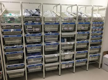 hospital-redevelopment-open-frame-rack