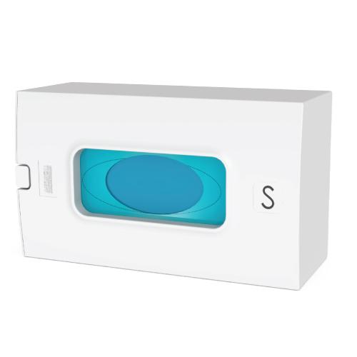 S-GBH-ABS-Glove-box-holder-single