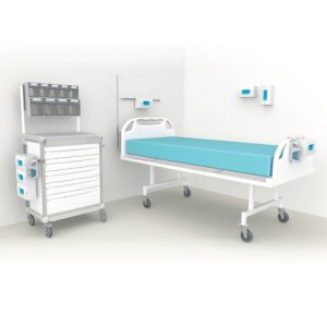 glove-box-holder-in-hospital-room